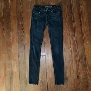 American Eagle Size 6 Stretch Jeggings